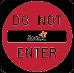 spark-do-not-enter