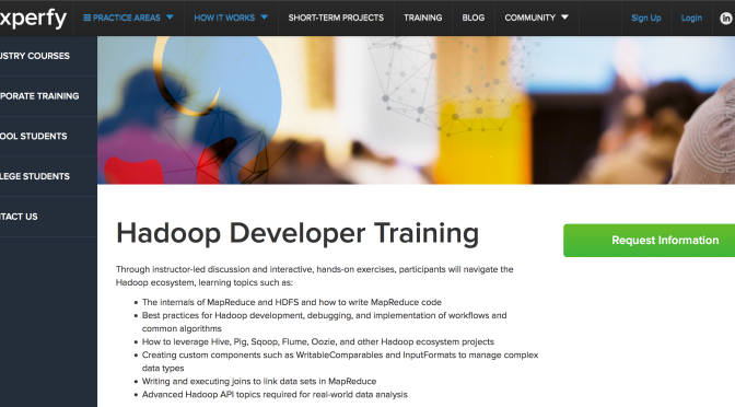 Hadoop Developer Training by Matt